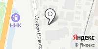 Амур-Контакт на карте