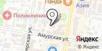 Верса на карте