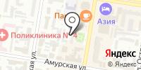 Бизнес Букет на карте