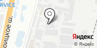 Ламарт на карте