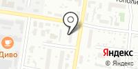 Галия на карте