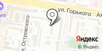 Сити Флэт на карте