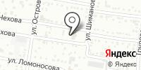 Системный оператор Единой энергетической системы на карте