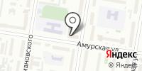Государственная инспекция труда в Амурской области на карте