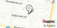 ZIP на карте