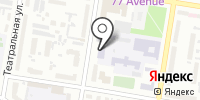 Политехник на карте