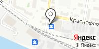 Благовещенск-Ирбис на карте