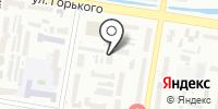 Нотариальная палата Амурской области на карте