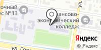 ДальГАУ на карте