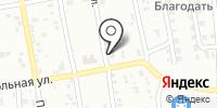 Универсальный магазин №349 на карте