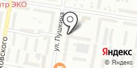 Чжень Син на карте