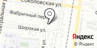 Ликон на карте