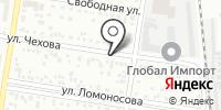 Экомассив на карте