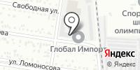 Амурский фасадЪ на карте