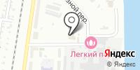 Баня №5 на карте