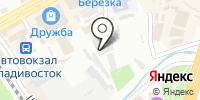 Пять на карте