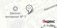 Цереус на карте
