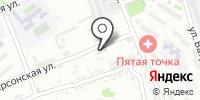 Сэром на карте