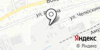 Корея Техно Трэйд на карте