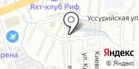 Камея на карте