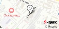 АУРиК на карте