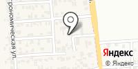 Ветеринарная аптека на Ангарской на карте