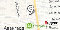 КБ ПриватБанк на карте