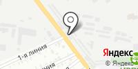 Доминика на карте