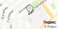 Ас на карте