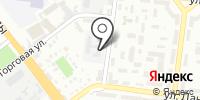 Ильичевская гимназия №1 на карте
