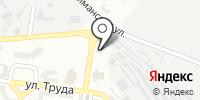 Панта Рей Украина на карте