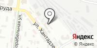 Ильичевское межведомственное отделение при ГУМВД Украины в Одесской области на карте