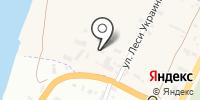 Тойота-Люкс на карте