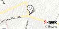 Нореол на карте
