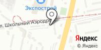 Центр бытовых услуг на ул. Школьный Аэродром на карте