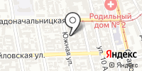 Аудикон на карте
