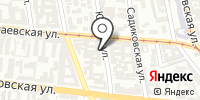 Каритас Одесса УГКЦ на карте