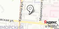 Одесский территориальный архивный отдел отраслевого государственного архива Министерства обороны Украины на карте
