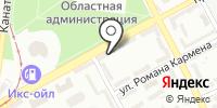 Бенефіс на карте