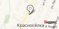 Оберіг на карте