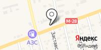 Диполос на карте