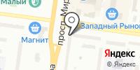 Хаси-студия суши на карте