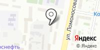 Интер Камень на карте