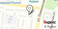 Центр медицинской косметики академика Урицкого А.Я. на карте