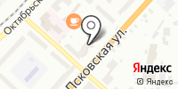 STOP на карте
