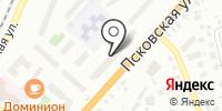 Гранд-М на карте