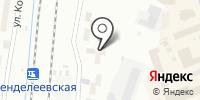 Разлив на карте