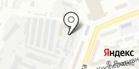 Терминал на карте