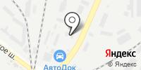 ФУНДЭКС на карте