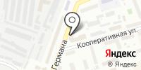 Диспетчерская служба на карте